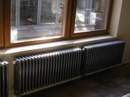 Монтаж промышленной котельной и системы отопления для коттеджа в Подмосковье